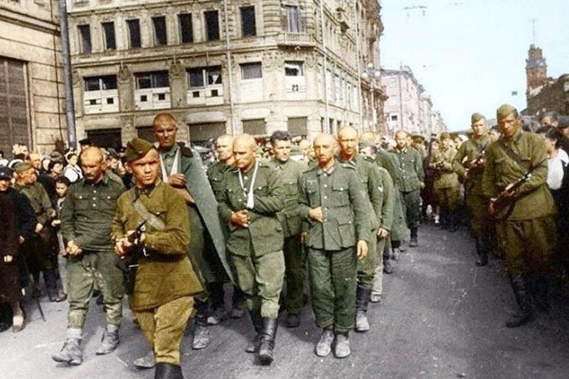 二战德占苏联人口_苏联二战图片(2)