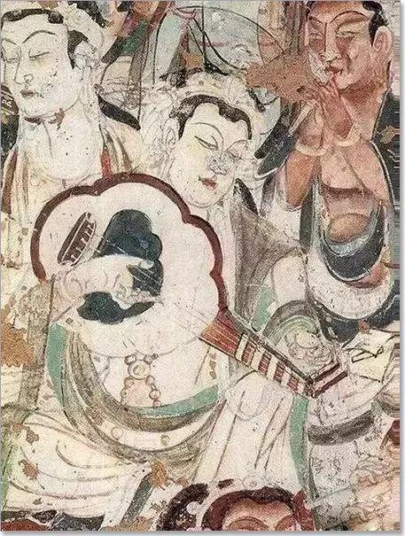 中国好声音‖敦煌壁画完美呈现图片