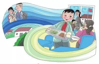困难家庭的孩子上幼儿园免托费,还有这些福利可以享受!-雪花新闻