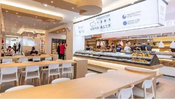 新零售餐饮风口正盛,食云集却在夹缝中求生?