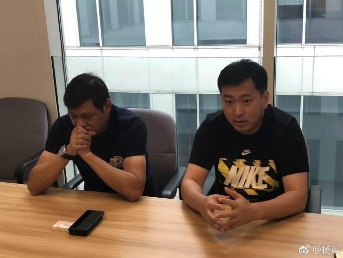 沪媒:范志毅再次向边裁致歉,他们此前已互相认识