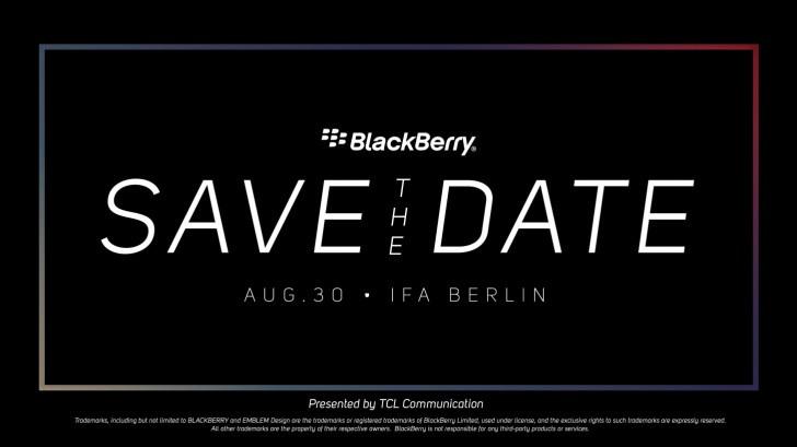 TCL黑莓发布会 新机来了!黑莓KEY 2的简配版黑莓KEY2 LE
