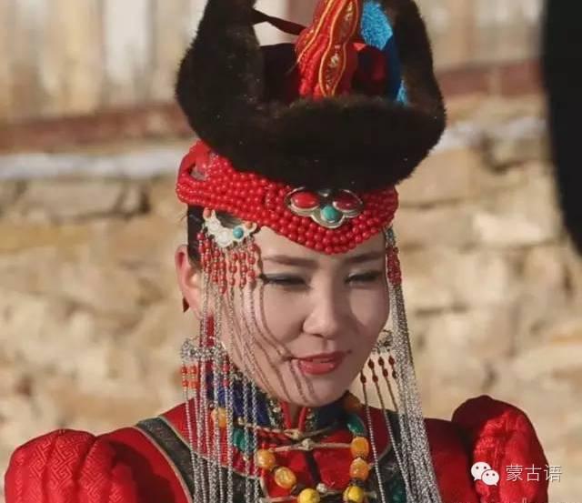 【丽人】温婉动人的蒙古姑娘