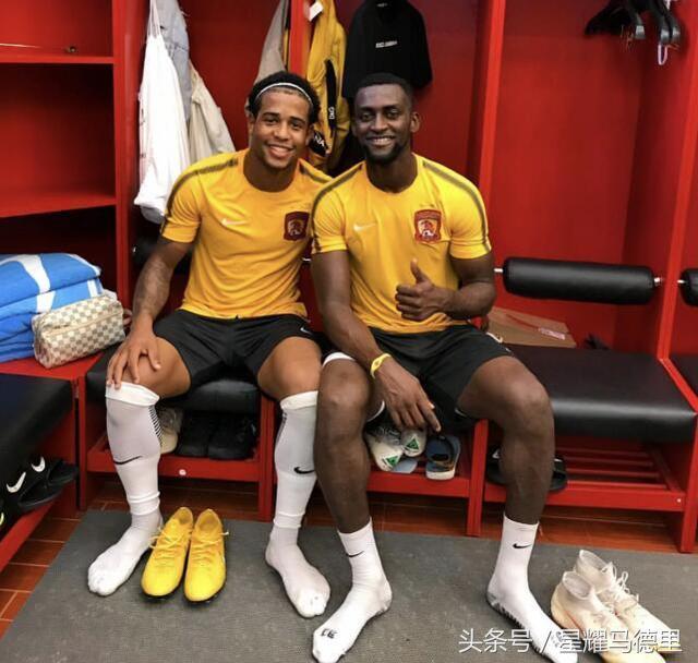 巴西19歲新星身穿恆大隊服訓練!曾效力土超豪門,簽他無需轉會費