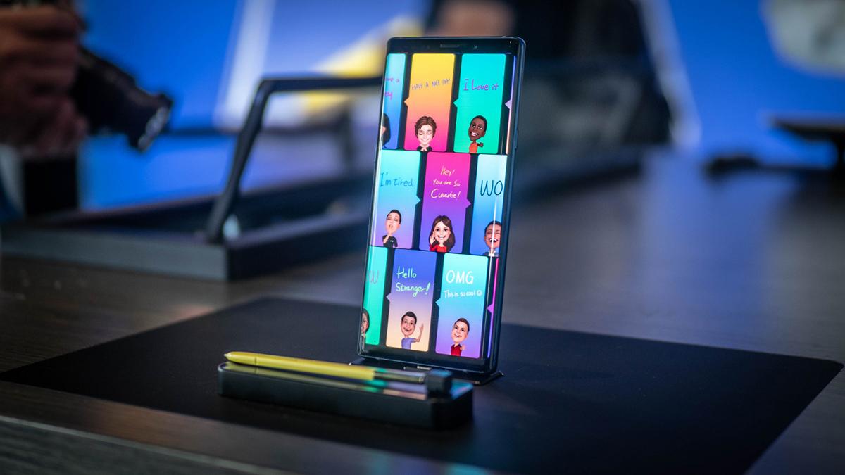 LCD 永不为奴手机屏幕素质推上风口浪尖 DisplayMate 吹爆Note 9