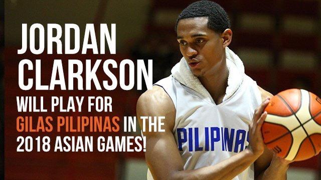 肥皂剧落幕?克拉克森获批准 将为菲律宾男篮出战