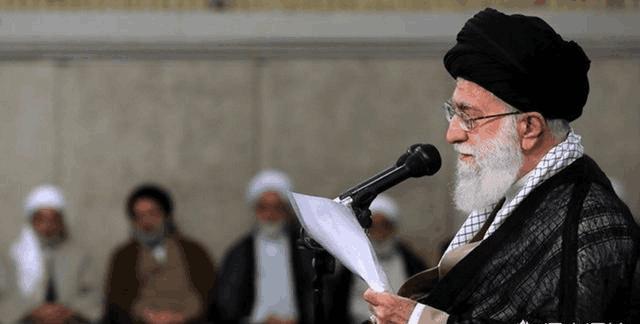 """伊朗领袖哈梅内伊为何称""""与美国既不会有战争也不会有谈判""""?"""