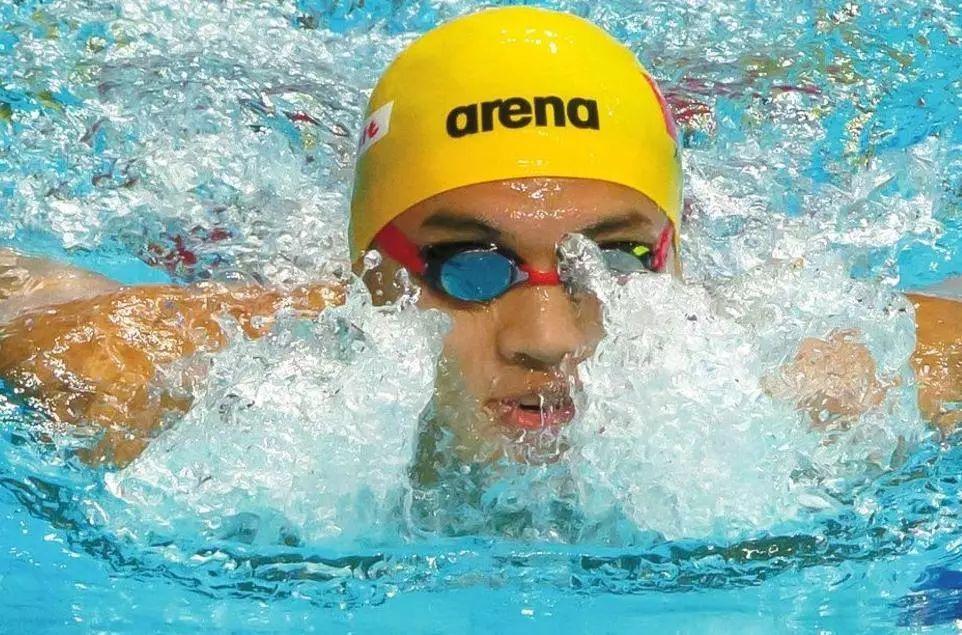 亚运会 | 亚运夺金 中国游泳队信心十足
