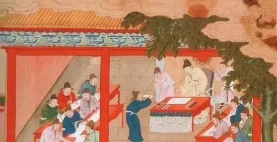 古代科举考试后如何阅卷?