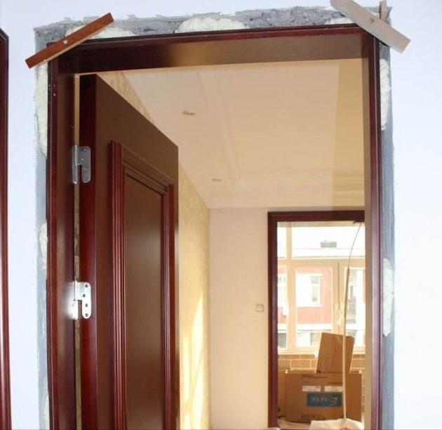 新房装木门记得要这样装,很多人