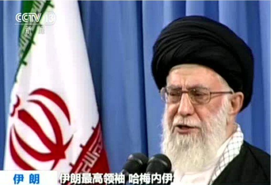 特朗普抛橄榄枝伊朗没接?哈梅内伊重申:不会与美国进行谈判!