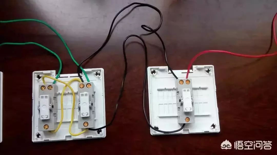 3个开关控制一个灯,该怎么接线