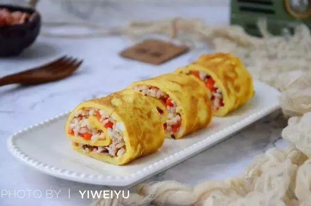 【吃货料理屋】早餐这么做简单又营养,增加免疫力,少生病!