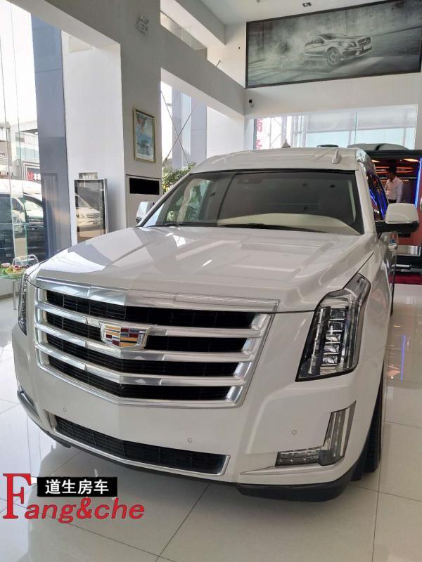 凯迪拉克总统一号最新价格 百万级商务SUV