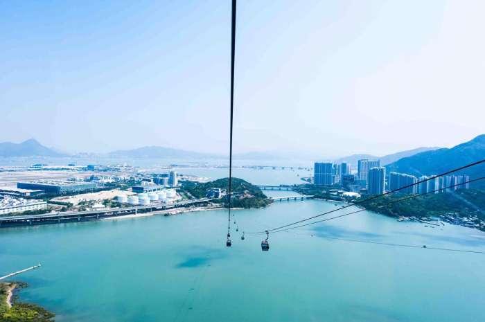 这里是香港人最喜欢去的景区,李嘉诚都是常客,无数港剧在此取景