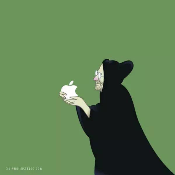 西班牙插画家一组脑洞大开的插画,拆穿你不忍直视的生活真相
