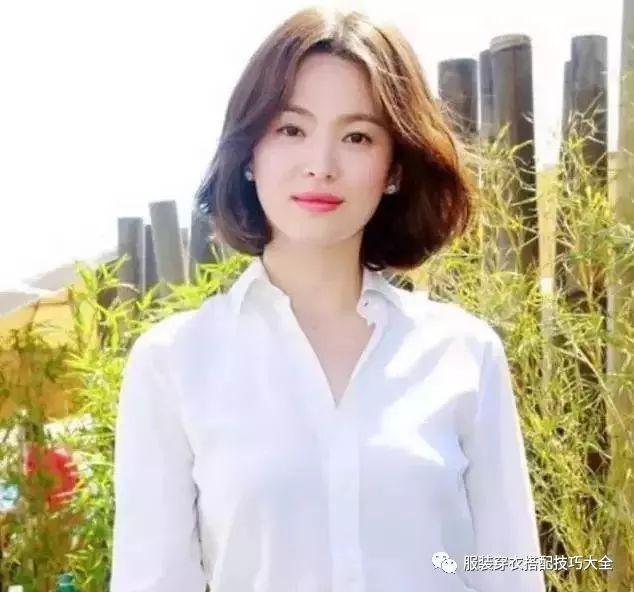 编发发型:短发女人,也可以性感和可爱~_头发图片