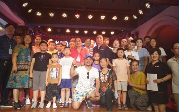 新东武术馆电影《手机少年》演员招募活动圆满举行
