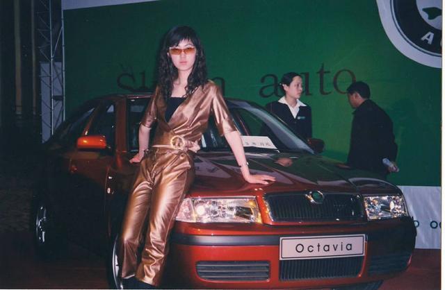 你绝对没有见过的这组90年代的车模