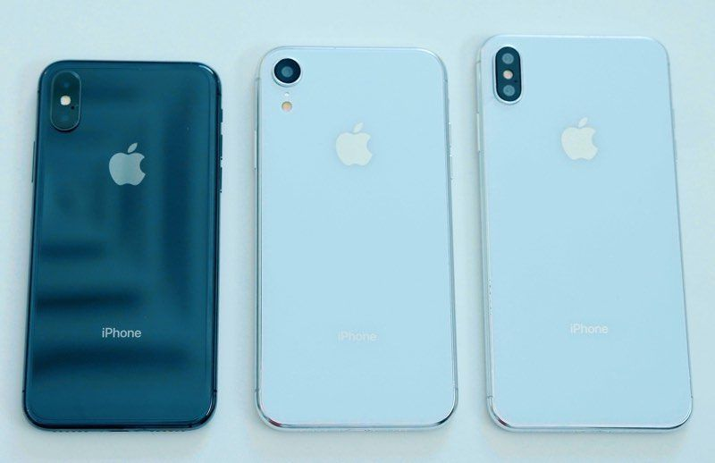 MacRumors 分享了新款 6.1 英寸和 6.5 英寸 iPhone 的仿真模型