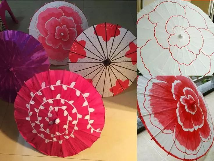 免费招募 | 欢乐亲子diy之手绘雨伞,独一无二的创意纸伞