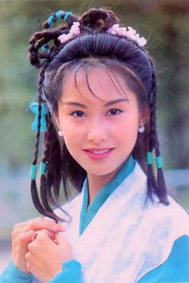 盘点射雕英雄传7个黄蓉对比,朱茵翁美玲最经典,谁是你最喜欢的
