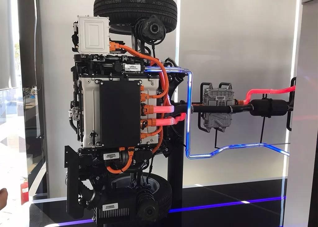 『现代第四代氢燃料电池动力系统』