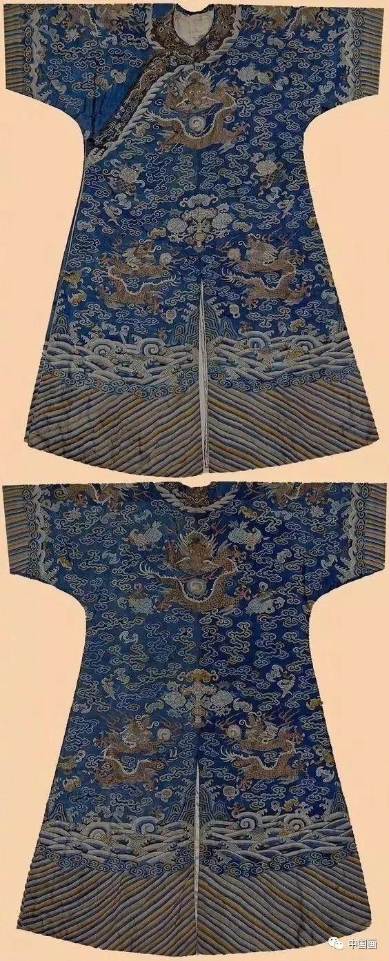 中国古代服装纹样,其独特的魅力,惊艳世界!