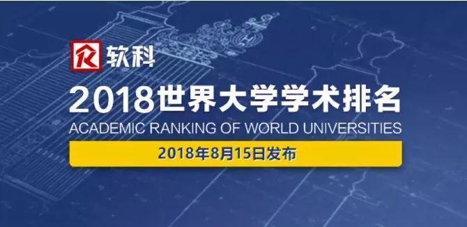 最新!2018世界大学学术排名 浙大第3 武大22