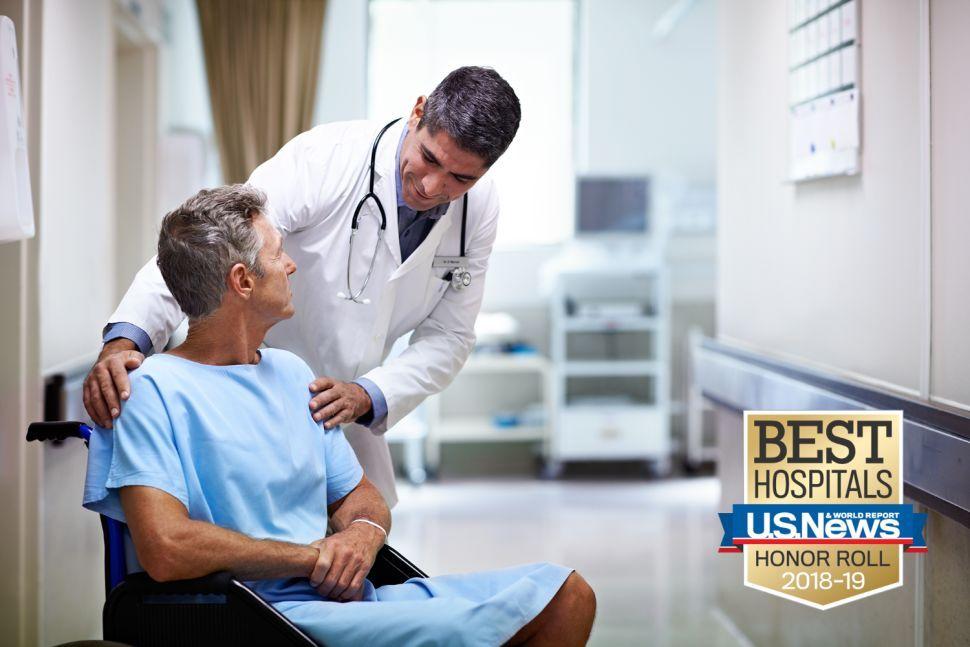 U.S News:2018-2019 美国最佳医院 & 最佳肿瘤医院排名