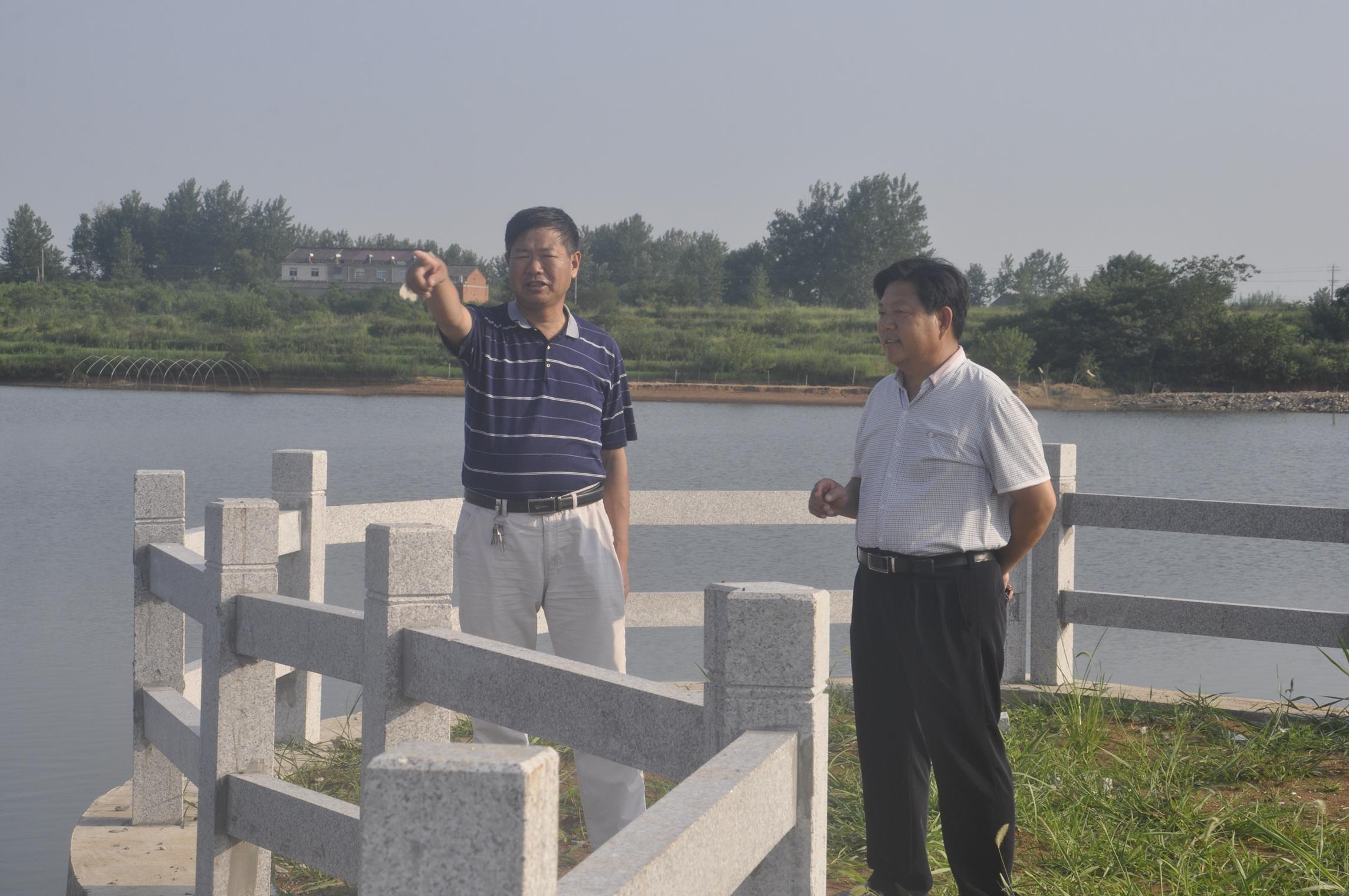 水利战线一尖兵——记滁州市人大代表、天长市新街镇水利员吴光福