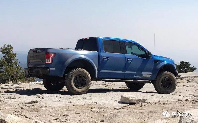 【运动性能皮卡】无与伦比越野悍将FordF-150化身SaleenSportruck