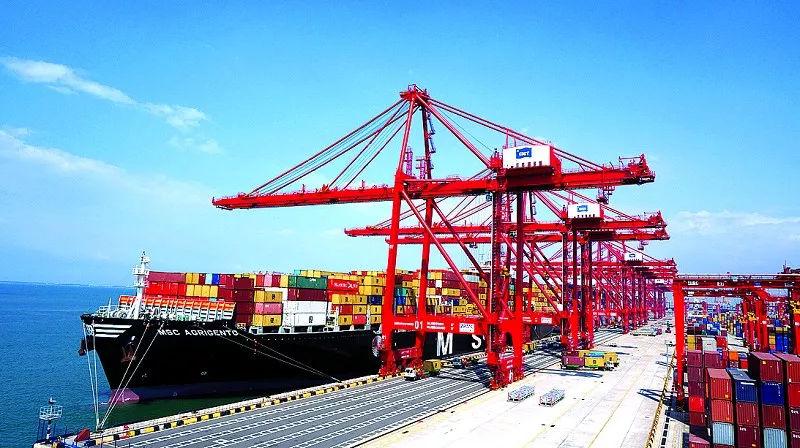 斯里兰卡GDP_斯里兰卡批准中资建设的科伦坡港口城项目复工滚动