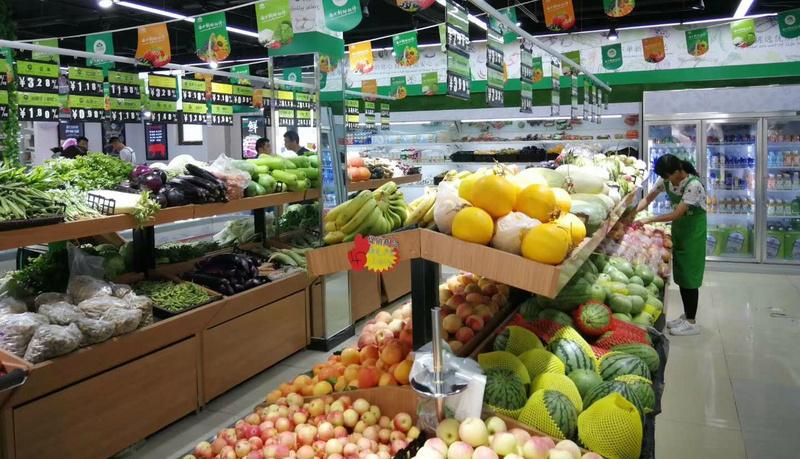 二三线城市的生鲜市场仍是蓝海,社区小店「云菜园」从供应链切入、想吃透一城