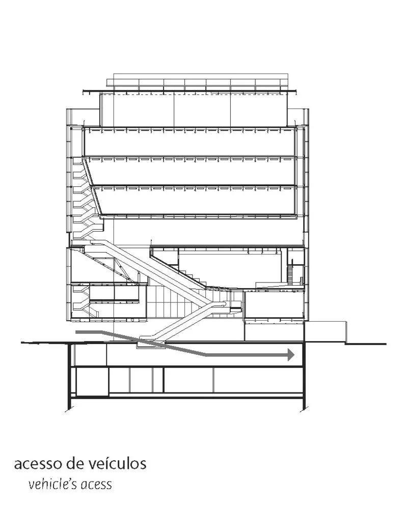 建筑与公共空间之间的联系方式机动车流线information建筑设计中国包装设计优秀作品图片