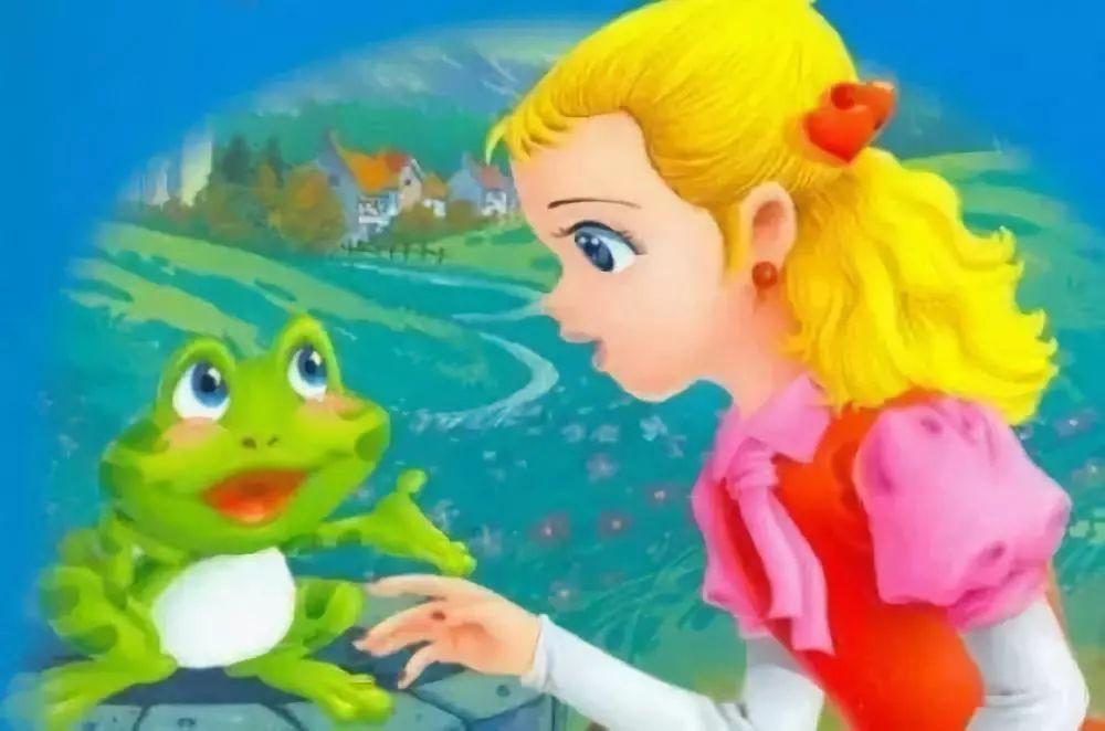 宝贝睡前启智故事:青蛙王子(语音版)