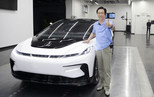恒大法拉第未来中国总部成立,FF91明年初实现量产