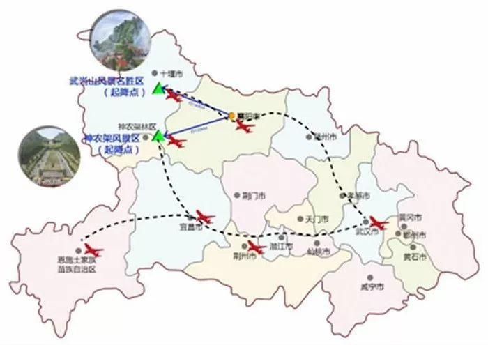 南漳城区规划图