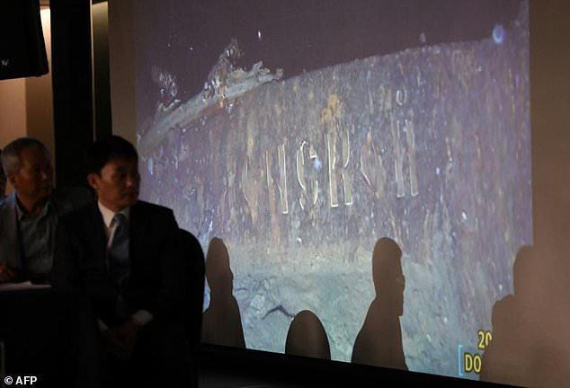 韓國騙子膽太大了!打撈沙皇黃金戰艦為大騙局,連普京都忽悠