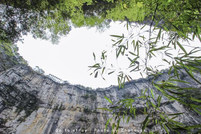 藏在地下的武隆喀斯特地貌,国内罕见,更是众多电影的取景地