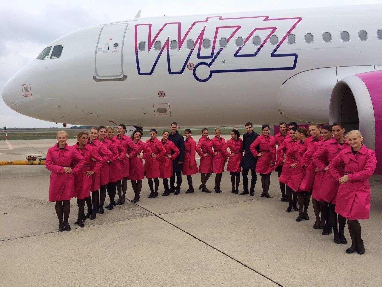 """匈牙利威兹航空公司新增11条航线 英媒吐槽""""不准时"""""""