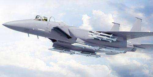 美军并未淘汰非隐身战机 波音为美国空军打造全新F-15X