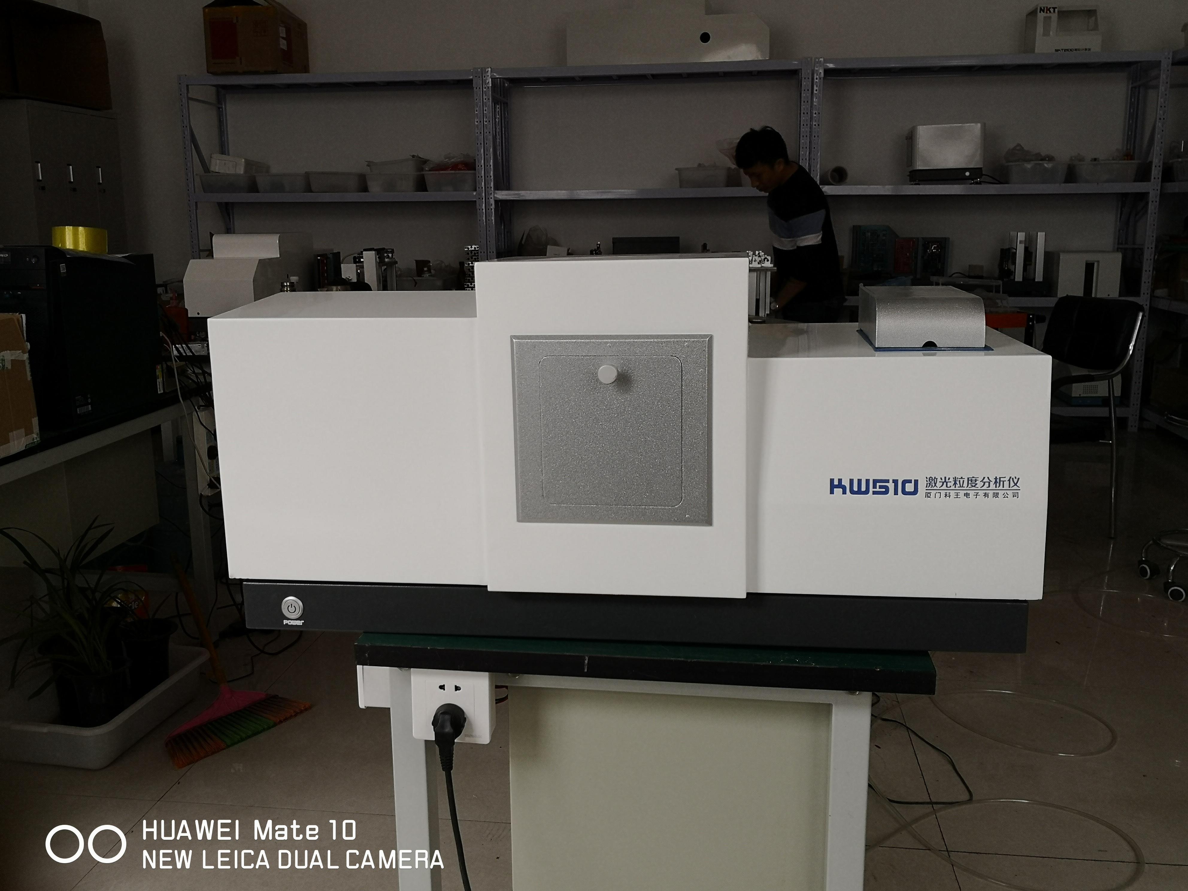 磷酸铁锂激光粒度分析仪