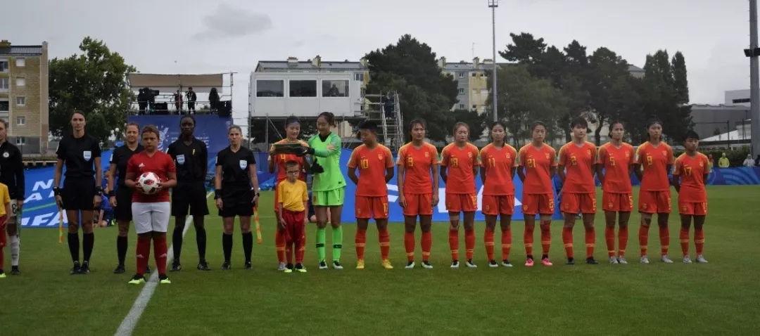 U20女足队长汪琳琳:队友压力很大 青春就是无悔