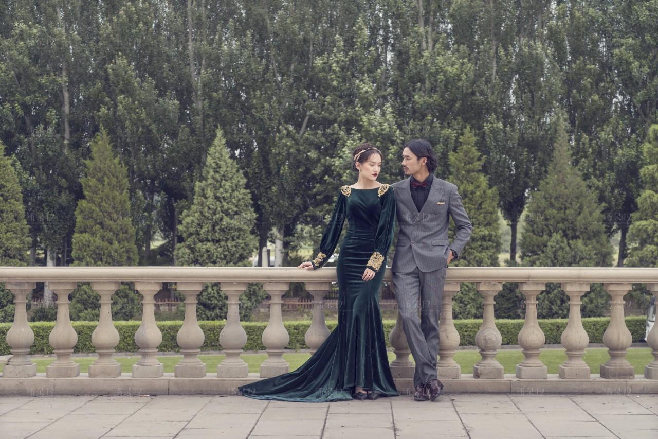 北京婚纱摄影:结婚照拍摄有方法,构图技巧请签收!