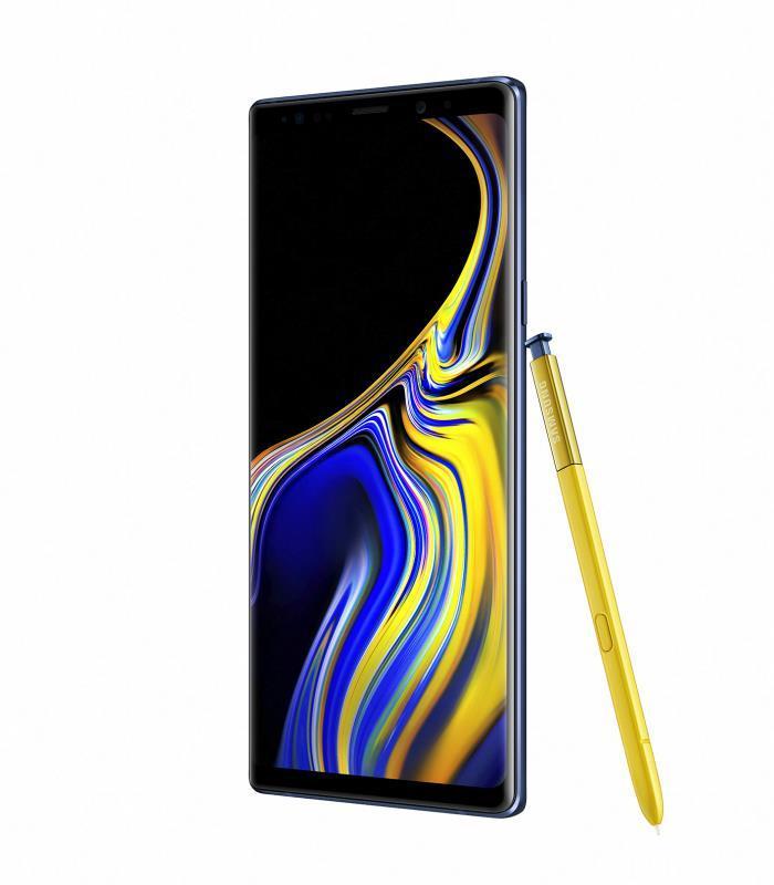 机皇三星Note9的一小步,全球手机界的一大步