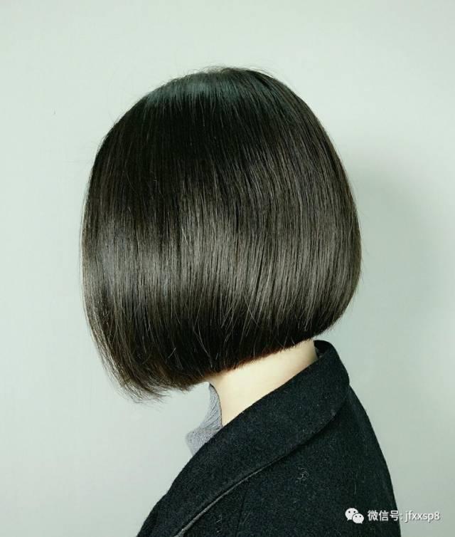 沙宣短直发