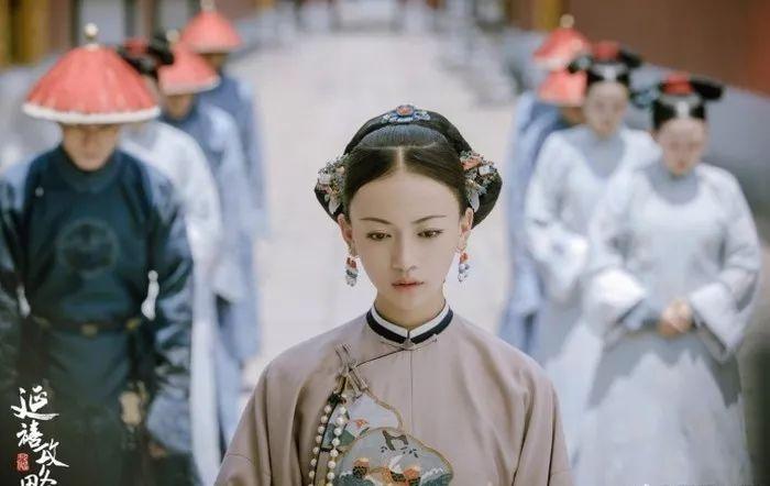 历史上乾隆庆妃是嘉庆养母 死后被追封庆恭皇贵妃