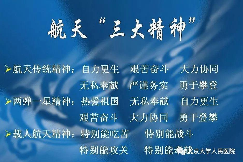 聚焦|学习航天精神做新时代好干部 北京大学人民医院干部培训走进中国