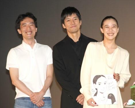 苍井优、西岛秀俊为动画配音 《企鹅高速公路》首映